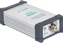 Anritsu 43.5 GHz 1-port VNA