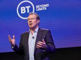 BT CEO Philip Jansen on Huawei