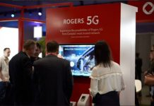 Rogers 5G network in Canada