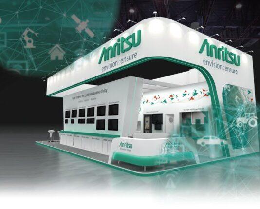 Anritsu at MWC