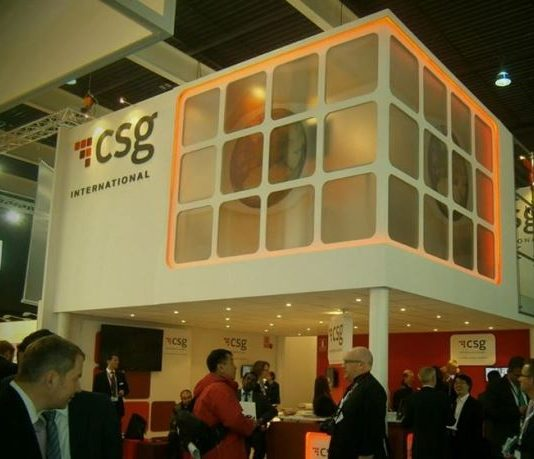 CSG at MWC 2013