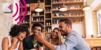 Deutsche Telekom repeater for indoor mobile coverage