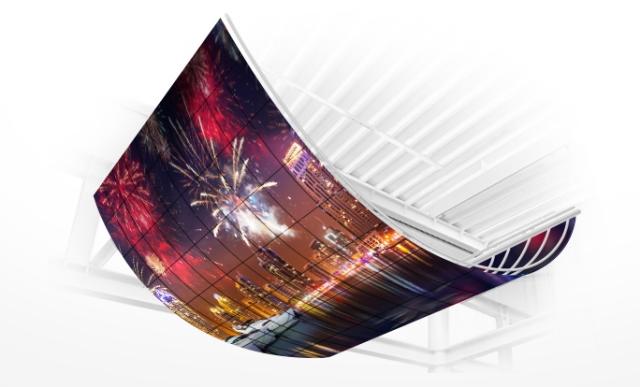 LG Display OLED display