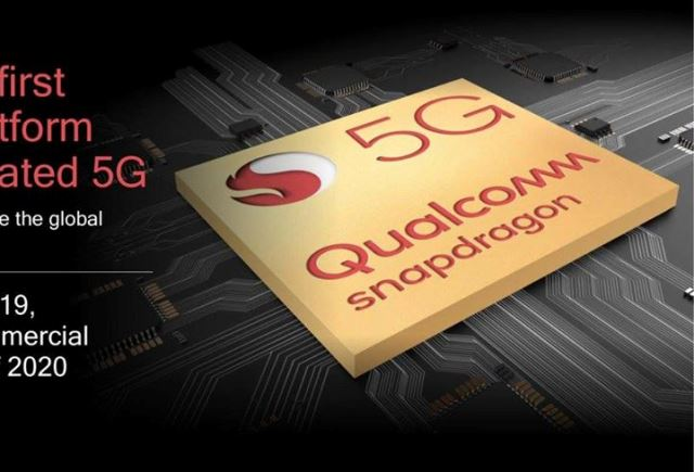 Qualcomm 5G Snapdragon