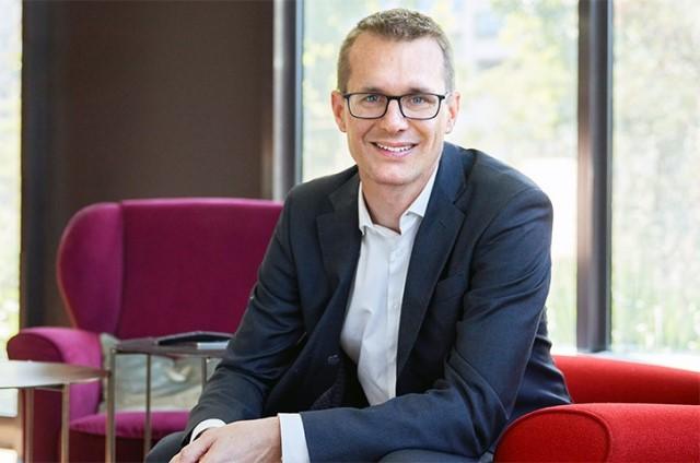 Swisscom CTO Christoph Aeschlimann