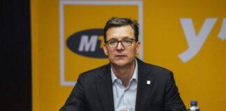 MTN Group CEO Rob Shuter