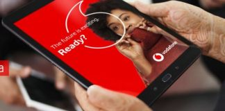 Vodafone mobile network