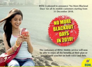 BSNL customers on mobile network