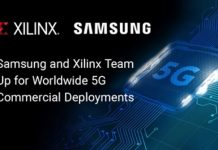 Xilinx and Samsung 5G