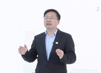 Zhang Yunyong, General Manager of China Unicom's Product Center