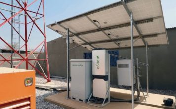 eSite x10 deployment for Energy Vision in Burkina Faso