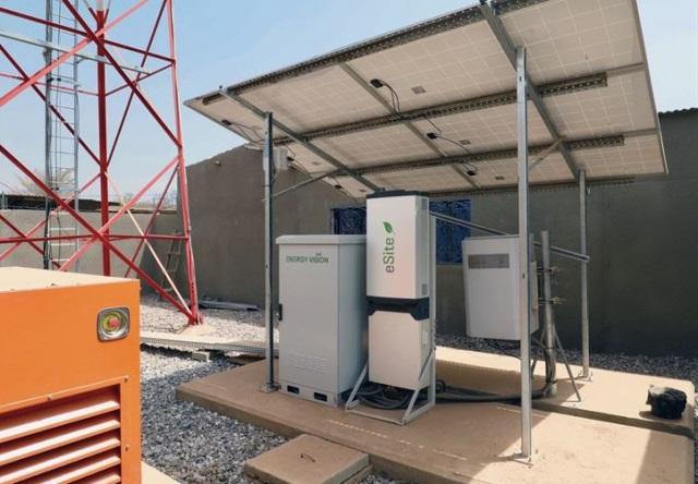 eSite x10 deployment for Energy Vision in Burkina Faso