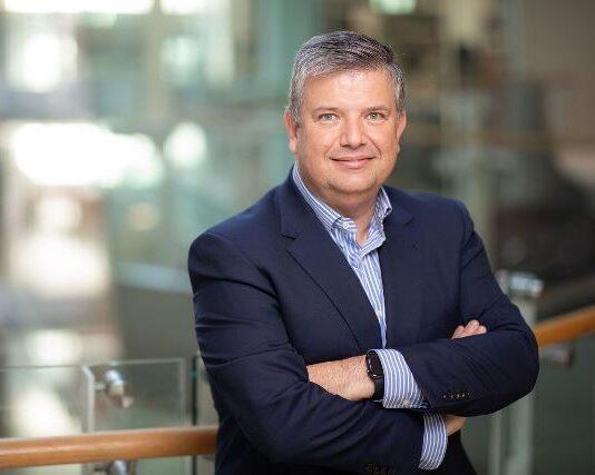 Didier Clavero, CTO of Vodafone Ireland