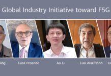 Global Industry Initiative toward F5G