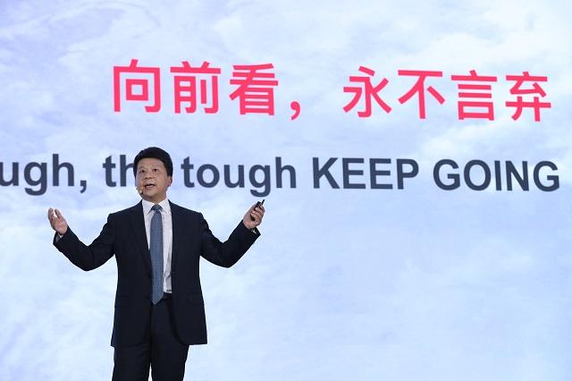 Guo Ping, Huawei's Rotating Chairman