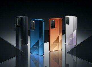 Honor X10 5G smartphone