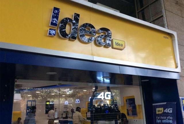 Idea Cellular Kerala network
