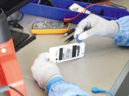 Lava smartphone manufacturing