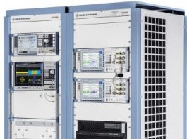 RS TS8980 RF conformance test system