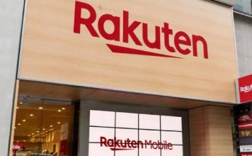 Rakuten Mobile 5G network