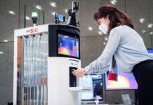 SK Telecom 5G-Powered Autonomous Robot