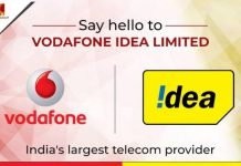 Vodafone Idea 4G network