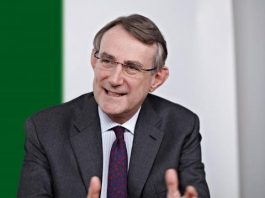 Vodafone chairman Jean-Francois Van Boxmeer