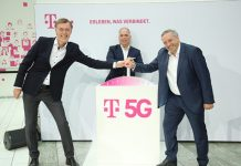 Deutsche Telekom 5G network in Germany