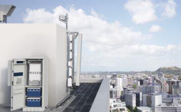 Ericsson India 5G base station