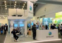 Intelsat satellite business