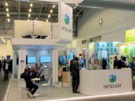 Intelsat satellite business