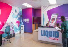 Liquid Telecom store