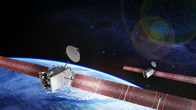 SES-20 and SES-21 satellites