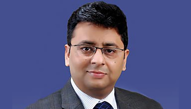 Vinay Sinha, Managing Director, Sales, AMD