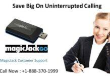 magicJack VoIP