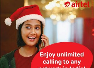Airtel mobile network India