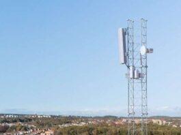 Ericsson Radio System - Suburban Site