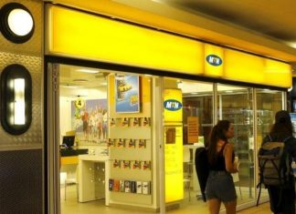 MTN store South Africa