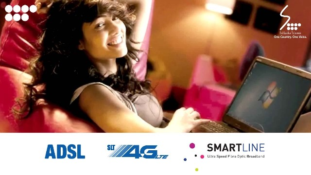 Sri Lanka Telecom FTTH broadband