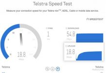 Telstra NBN speed