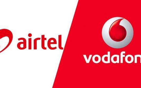 Vodafone Idea and Airtel