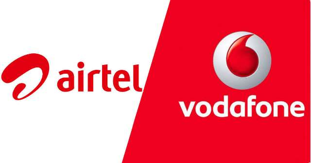 Vodafone Idea and Airtel