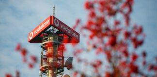 Vodafone telecom tower