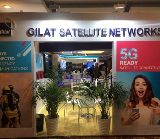 Gilat Satellites for 5G network