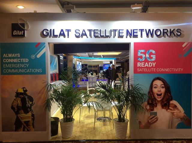 Gilat Satellites for 5G network
