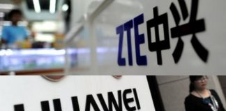 Huawei and ZTE in India