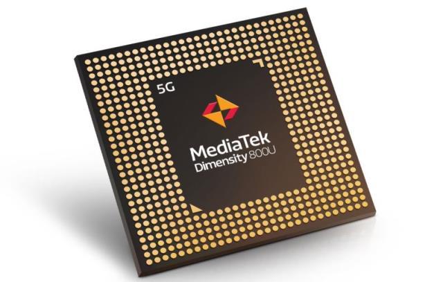 MediaTek 5G chip Dimensity 800U