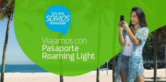 Movistar Chile roaming