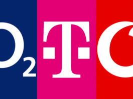 O2, T-Mobile and Vodafone in Czech Republic