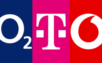O2, T-Mobile and Vodafone in Czech Republic